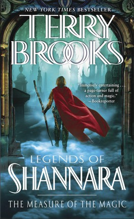 Legends of Shannara 02. The Measure of the Magic