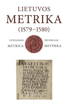 Lietuvos Metrika. Lithuanian Metrica. Литовская Метрика Kn. Nr. 273, (1579–1580) 59-oji Teismų bylų knyga