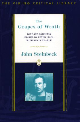 The Grapes of Wrath. Text and Criticism