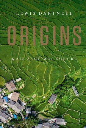Origins: kaip Žemė mus sukūrė