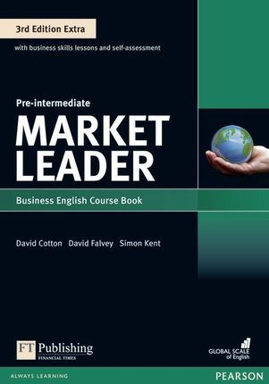 Market Leader. Extra Pre-Intermediate Coursebook with DVD-ROM Pack