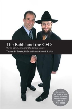 Rabbi and the CEO