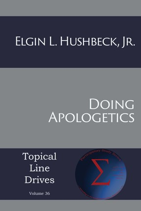 Doing Apologetics