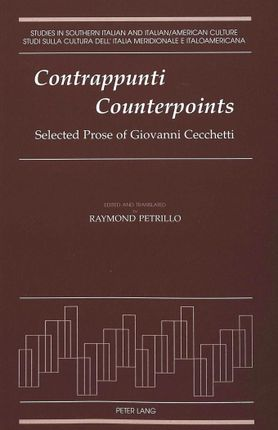 Contrappunti / Counterpoints