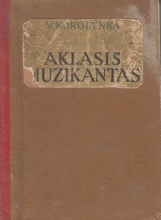 Aklasis muzikantas (1949)