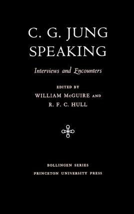 C.G. Jung Speaking