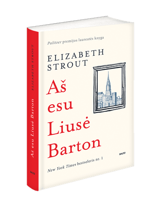 AŠ ESU LIUSĖ BARTON (knyga su defektais)