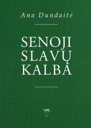 Senoji slavų kalba