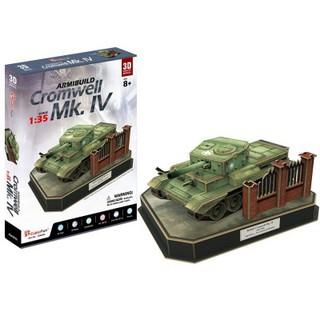 3D dėlionė: Kromwell Mk.IV