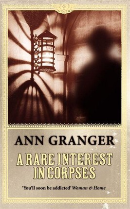 A Rare Interest in Corpses (Inspector Ben Ross Mystery 1)