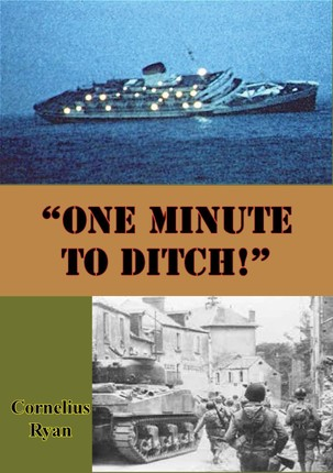 &quote;One Minute to Ditch!&quote;