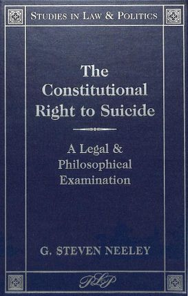 The Constitutional Right to Suicide