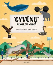 Gyvūnų rekordų knyga
