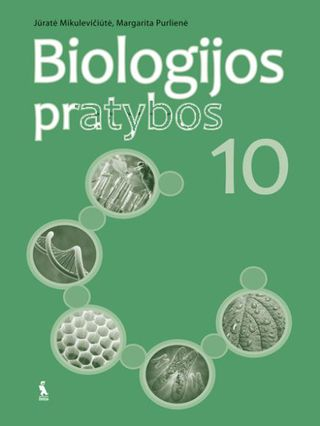 Biologijos pratybos X klasei. (2012)