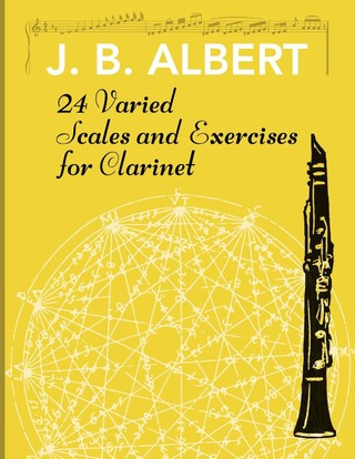 24 Varied Scales and Exercises for Clarinet