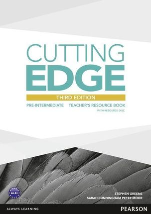 Cutting Edge Pre-Intermediate Teacher's Book (with Resources CD-ROM)