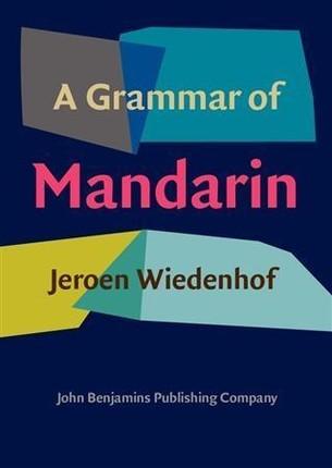 Grammar of Mandarin