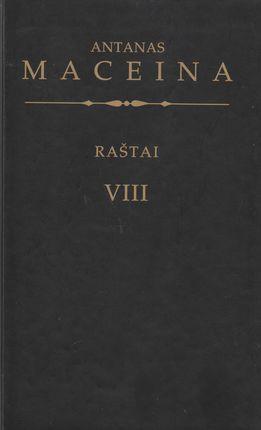 Raštai VIII A.Maceina