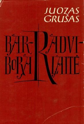 Barbora Radvilaitė (1972)