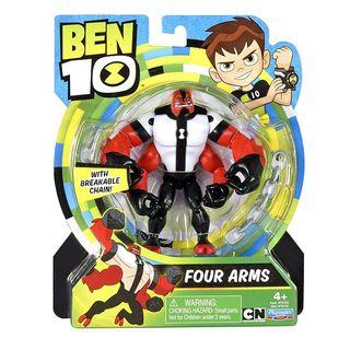 BEN10 figūrėlė Four Arms, 76104