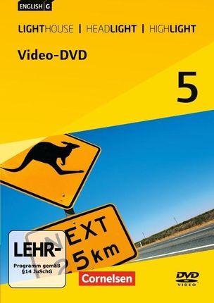 English G Lighthouse / English G Headlight / English G Highlight Band 5: 9. Schuljahr - Allgemeine Ausgabe - Video-DVD
