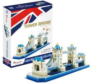 3D dėlionė: Tauerio tiltas (Tower Bridge)