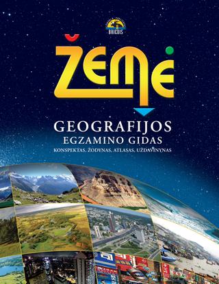 Žemė. Geografijos egzamino gidas
