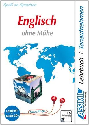 Assimil. Englisch ohne Mühe. Multimedia-Classic. Lehrbuch und 4 Audio-CDs