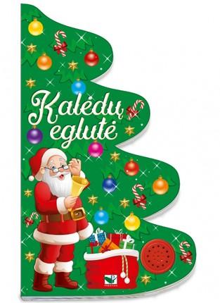 Kalėdų eglutė: 2–3 metų vaikams
