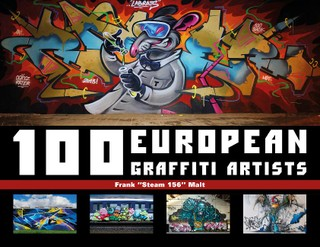 100 European Graffiti Artists