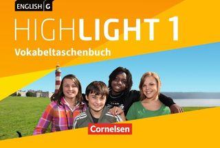 English G Highlight Band 1: 5. Schuljahr - Hauptschule - Vokabeltaschenbuch