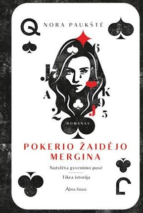 Pokerio žaidėjo mergina