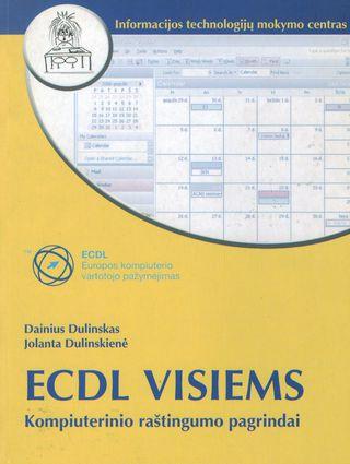 ECDL visiems. Kompiuterinio raštingumo pagrindai
