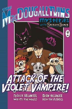 Attack of the Violet Vampire