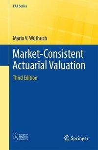 Market-Consistent Actuarial Valuation