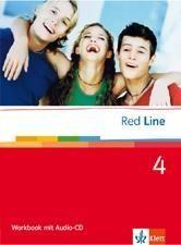 Red Line 4. Workbook mit Audio-CD