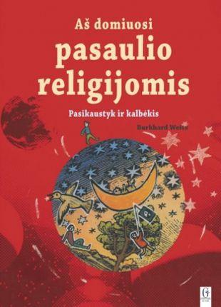 Aš domiuosi pasaulio religijomis