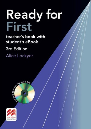 Ready for First 3rd edition / Teacher's Book with ebook, DVD-ROM + 2 Class Audio-CDs