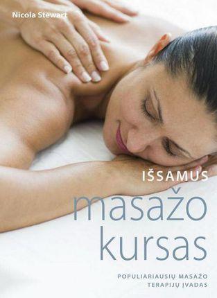 Išsamus masažo kursas