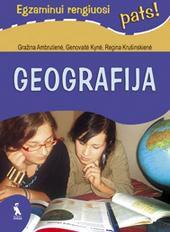 Geografija. Egzaminui rengiuosi pats!