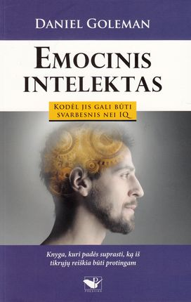 Emocinis intelektas. Kodėl jis gali būti svarbesnis nei IQ