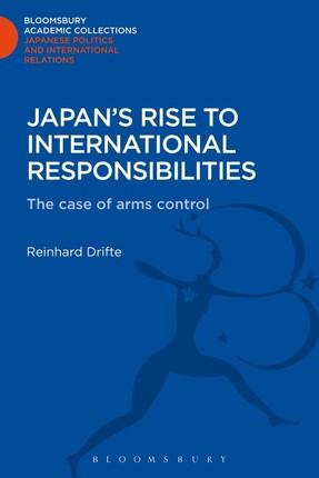 Japan's Rise to International Responsibilities