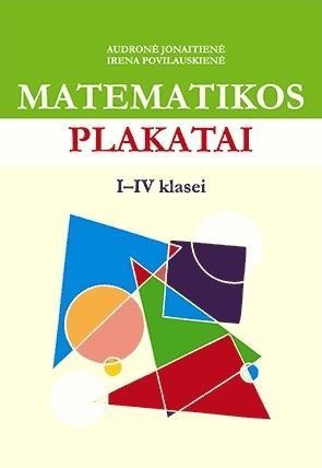 Matematikos plakatai I-IV klasei