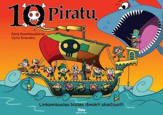 10 piratų