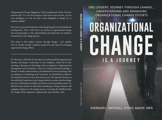 Organizational Change is a Journey