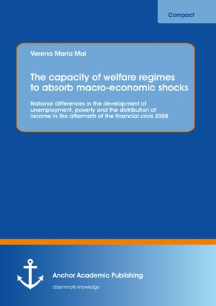The capacity of welfare regimes to absorb macro-economic shocks: National differences in the development of unemployment, poverty and the distribution of income in the aftermath of the financial crisis 2008
