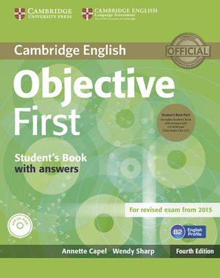 Objective First - Fourth Edition. Student's Book Pack (Student's Book with answers with CD-ROM and Class Audio CDs(2))