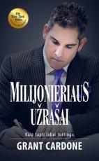 Milijonieriaus užrašai: kaip tapti labai turtingu