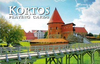 Kortos su Lietuvos vaizdais (Kaunas)