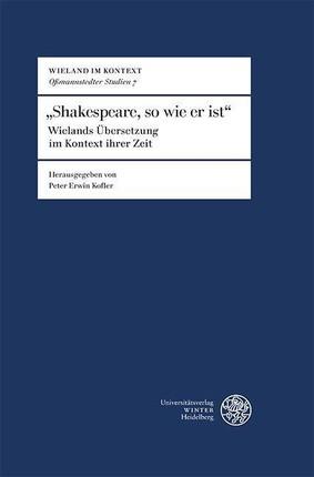 """""""Shakespeare, so wie er ist"""""""